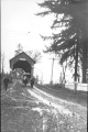 Monitor Covered Bridge in Marion County, 1915