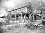 Ralph Geer Home in Waldo Hills in Marion County, Oregon, 1945