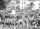 Memorial Day Celebration at Marion County (Oregon) Courthouse, 1941