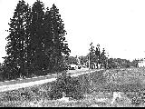The former townsite of Waconda, Oregon, 1947