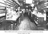 Roth & Graber grocery store at 124 State Street, Salem., Oregon, 1912