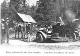 Car Trouble in the Early Days in Oregon
